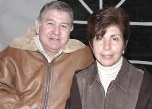 José Armando García Triana e Io Camil de García Triana