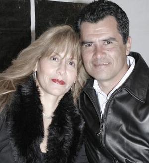 D- Guillermo Hernández García y Ana Rosa Jiménez de Hernández