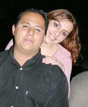 <b>21 de febrero de 2005</b> <p> Ángel Pico Moreno y Priscila López Castrillón contraerán matrimonio el próximo cinco de marzo .