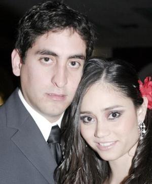 <b>22 de febrero de 2005</b> <p>  Guillermo Mitlich y Mercedes Orozco.