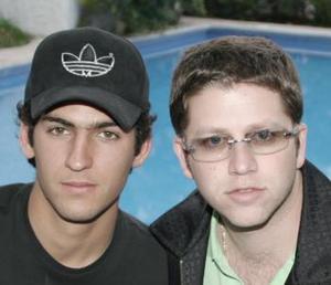 Juan y Memo Murra.