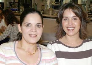 Carolina de Valdes y Luisa Muller