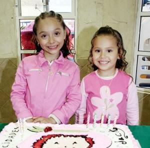 Jéssica y Jaqueline Juárez Herrera cumplieron siete y cinco años de vida, respectivamente.