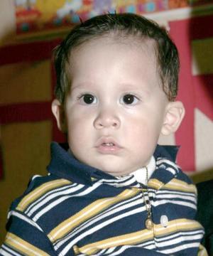 <b>25 de febrero de 2005</b> <p> Mauro Anotnio Solís Zúñiga cumplió un año de vida.