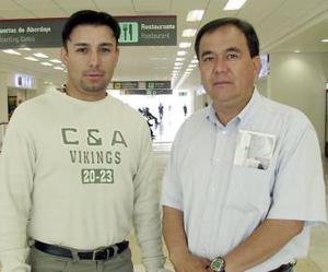 <b>24 de febrero de 2005</b> <p> Gerardo Alberto Ríos y Carlos Rodiles viajaron a Mazatlán