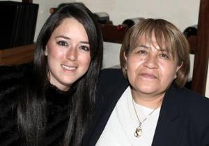 <b>26 de febrero de 2005</b> <p> Rosalba Vargas y Raquel Pámanes