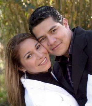 Jovanna Vanessa Zamora y Alfonso Gabriel Calvillo González