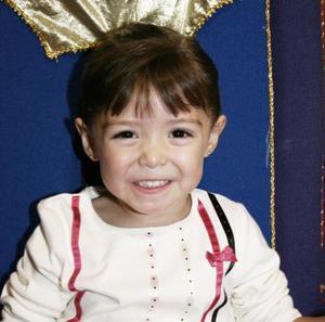 <b>26 de febrero de 2005</b> <p> Paulina González Barrios fue festejada con una fiesta de cumpleaños.