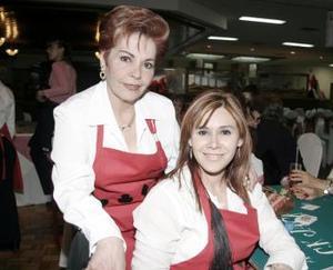 Sonia y Liliana Revuelta.