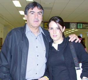 <b>28 de febrero de 2005</b> <p>  Mariana Díez y Alejandro Díez viajaron a Madrid, España