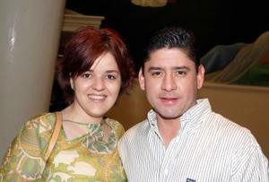 Anna Mexsen y Roberto Velázquez