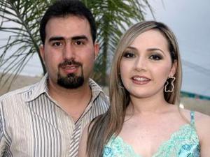 Rosy Ramos Huereca y Alejandro Zavala festejaron recientemente sus cumpleaños