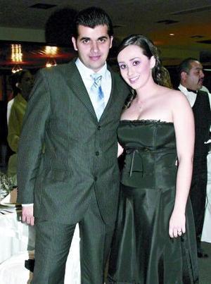 Arturo Batarse Silva y Maru López Arriaga