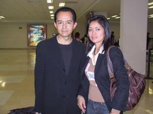 <b>03 de marzo </b><p>  Francisco Saucet y su esposa, Sra. de Saucet, viajaron a la Ciudad de México.