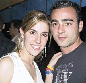 Carla Setién y Gabriel Mendoza