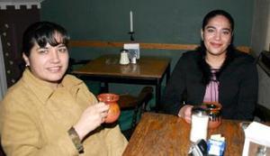 Nancy Cantú y Patricia Domínguez.