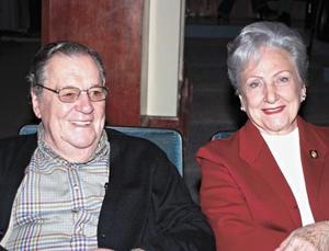 Enrique Luengo y malena González de Luengo