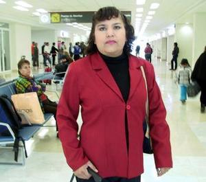 <b>04 de marzo </b><p> Rocío de San Juan Gutiérrez viajó a Chihuahua.