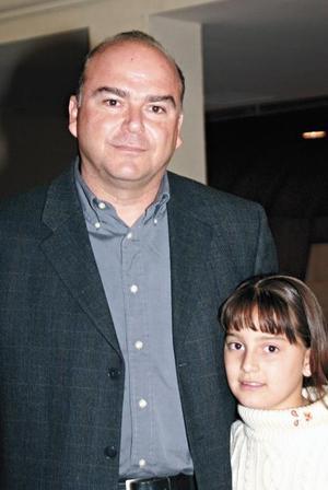 Jesús García Colores y Maria Elisa García Colores