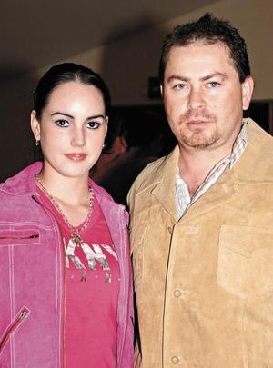 Raúl Gonzáles y Maribel Zermeño de Gonzáles