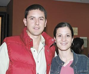 Ricardo Ávalos y Paty Llama