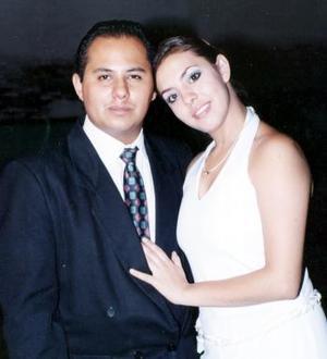 Ángel Pico Moreno y Priscilla López Castrillón contrajeron matrimonio el 05 de marzo de 2005.