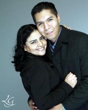 Norma Elia Recio y Jesús Iván Obregón Alba contrajeron matrimonio el 05 de marzo de 2005.