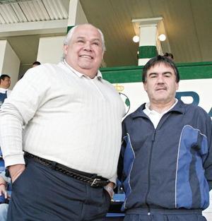 Paco Dávila y Alejandro Diez