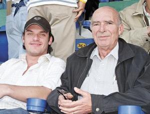 Raimundo Portilla y Ale Portilla