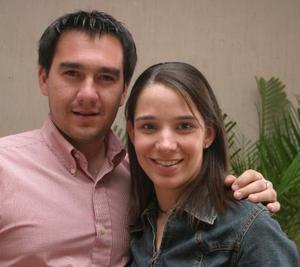 Alejandro y Begoña Sada