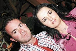 Pedro Revuelta y Paty Rivera de Revuelta