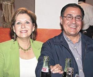 Maga y Juan Peressini