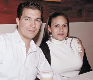 Miguel Alatorre y Karla de Alatorre