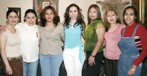 Claudia Frayre Flores festejó su cumpleaños recientemente.