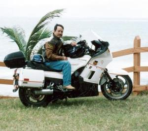 <b>07 de marzo 2005</b> <p> Un recorrido en moticicleta.