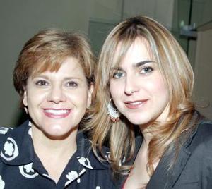 Laura Juárez y Margarita Monárrez.