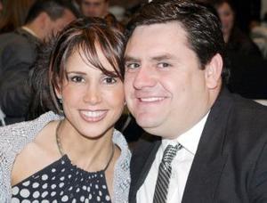 Javier y Marce Mijares