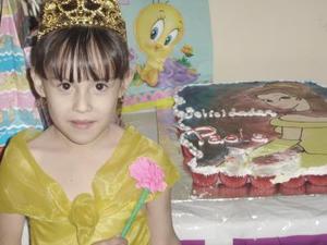 Una divertida fiesta le organizaron a Paola Cabrales Hernández.