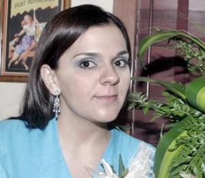 08 de marzo   Yelene Carrasco de Padilla.