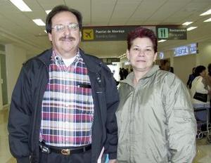 <b>10 de marzo </b><p>  Juan Antonio Sánchez y Elizabeth Ann Byerty viajaron a la Ciudad de México.