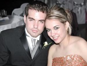 Héctor Faya y Jeny Farías