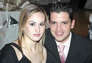 <b>10 de marzo </b> <p> Luzma Acuña y Roberto Barranco.
