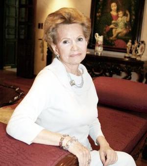 <b>11 de marzo 2005</b> <p> Un feliz cumpleaños disfrutó la señora Delfina Hinojosa de Garza.