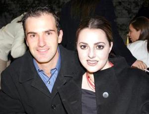 <b>11 de marzo 2005</b> <p> Ricardo Solana y Maty Espada