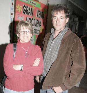 Francisco Valencia y María Valencia de Romo.