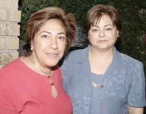 Juanina Gurrola y Lula Álvarez