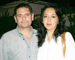 Noemi Corral y Raúl Campos