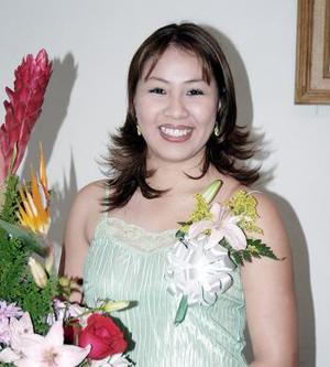 Érika Moreno Blanco contraerá matrimonio con José Luis Rodríguez Barajas, el próximo ocho de abril.
