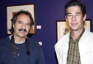 Fernando Torres y Salvador Botello