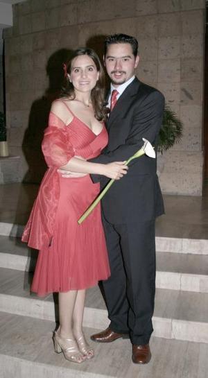 Greta Suárez de Marván y Arturo Marván Escobar.